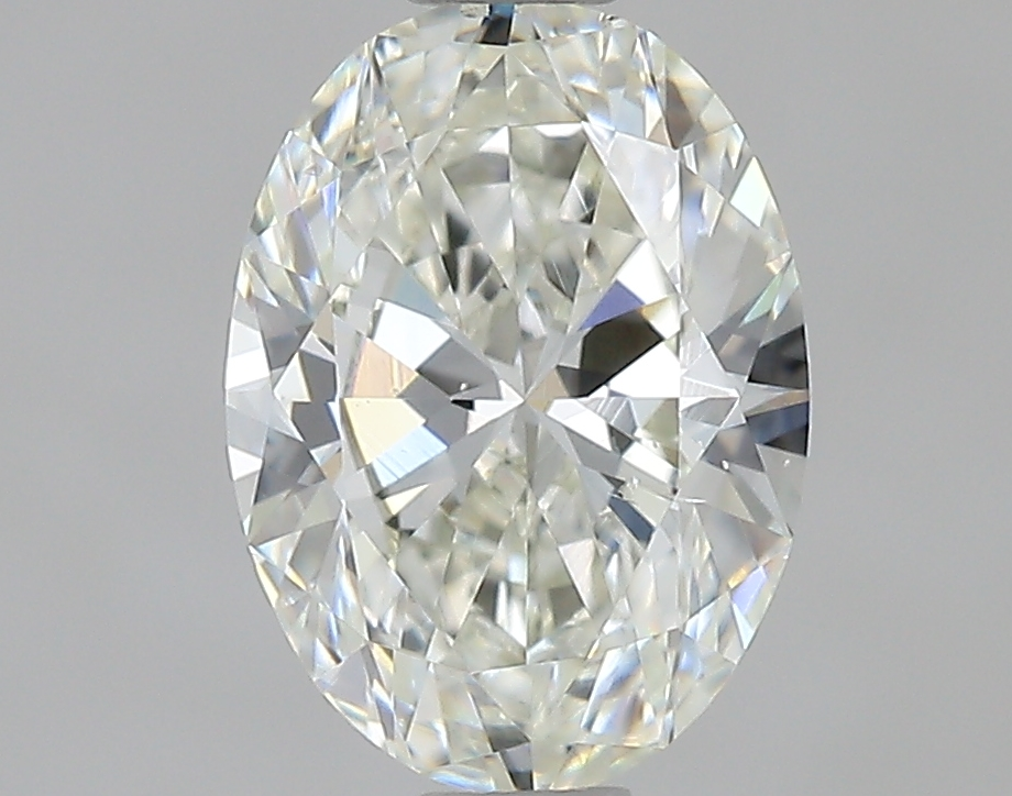 1.00 ct Oval Diamond : K / SI1