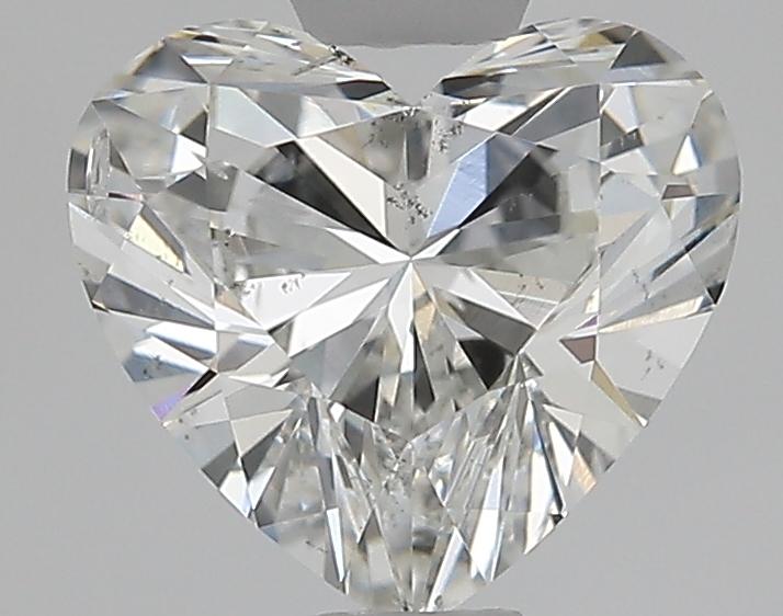 1.01 ct Heart Shape Diamond : G / SI2
