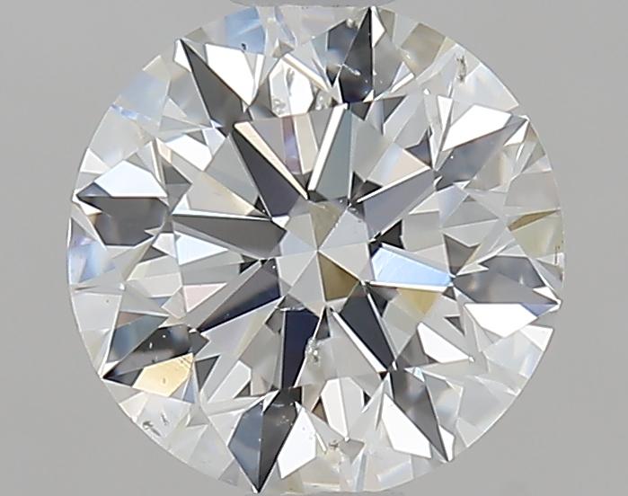 1.20 ct Round Diamond : G / SI1