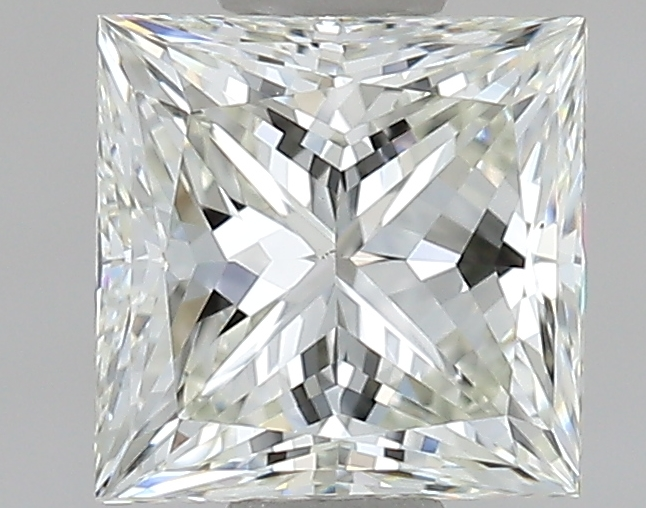 0.75 ct Princess Cut Diamond : J / VS1