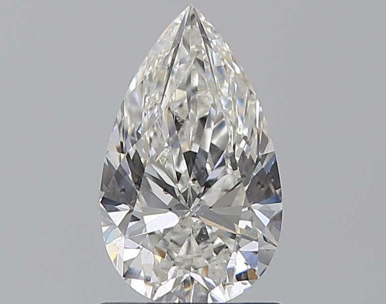 1.01 ct Pear Shape Diamond : I / SI2
