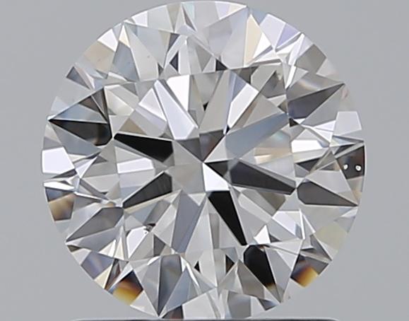 1.07 ct Round Diamond : F / VS2