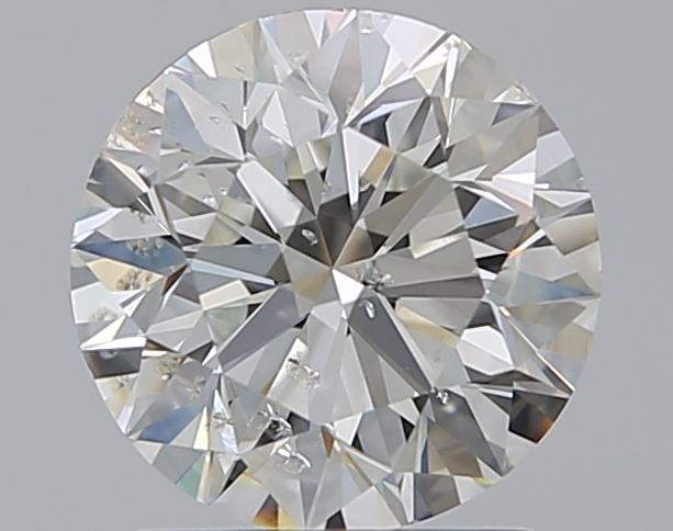 1.40 ct Round Diamond : I / SI2