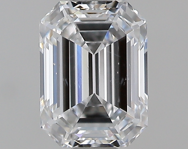 0.72 ct Emerald Cut Diamond : D / SI1