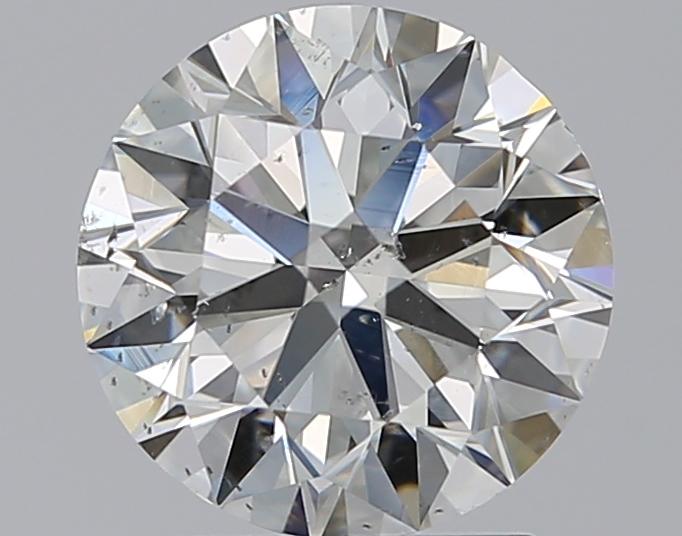 1.79 ct Round Diamond : J / SI2