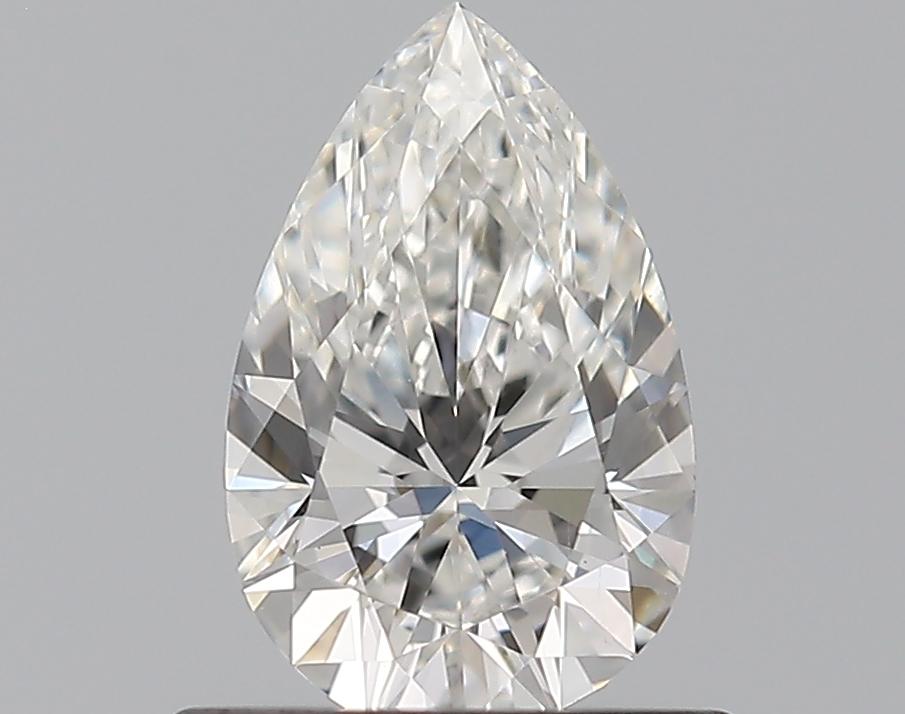 0.53 ct Pear Shape Diamond : G / VS2