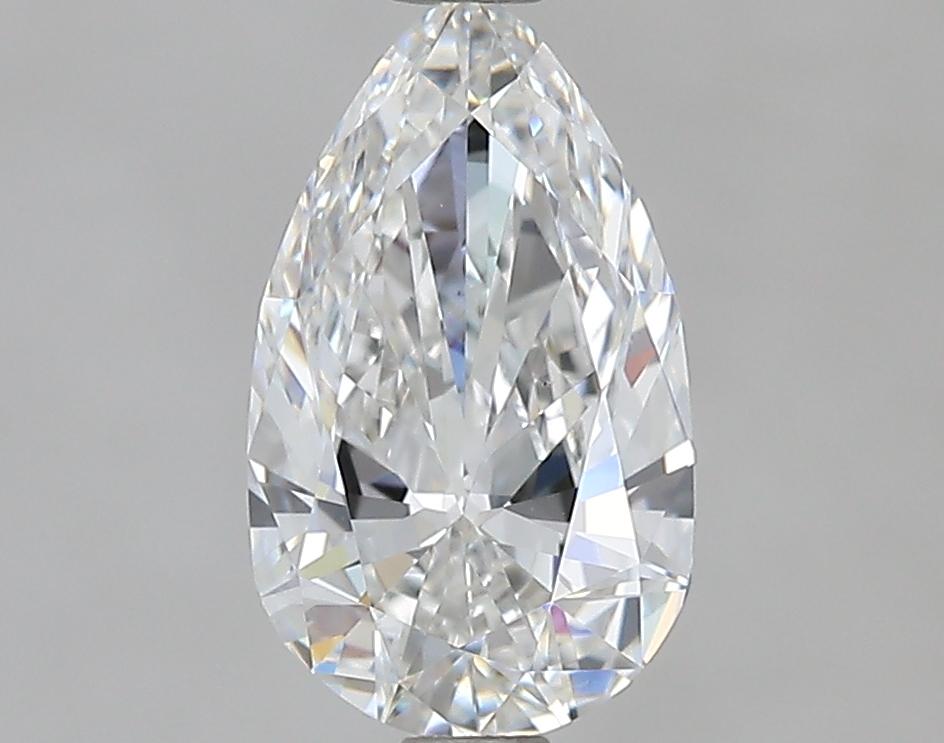 1.50 ct Pear Shape Diamond : F / VS2
