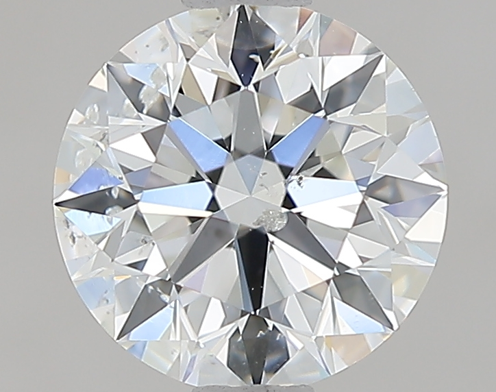 1.08 ct Round Diamond : G / I1