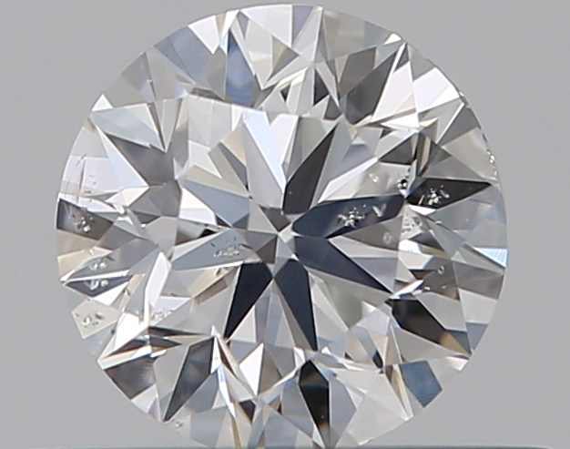 0.40 ct Round Diamond : E / SI1