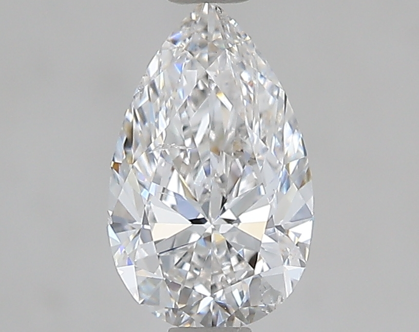 0.97 ct Pear Shape Diamond : F / SI2