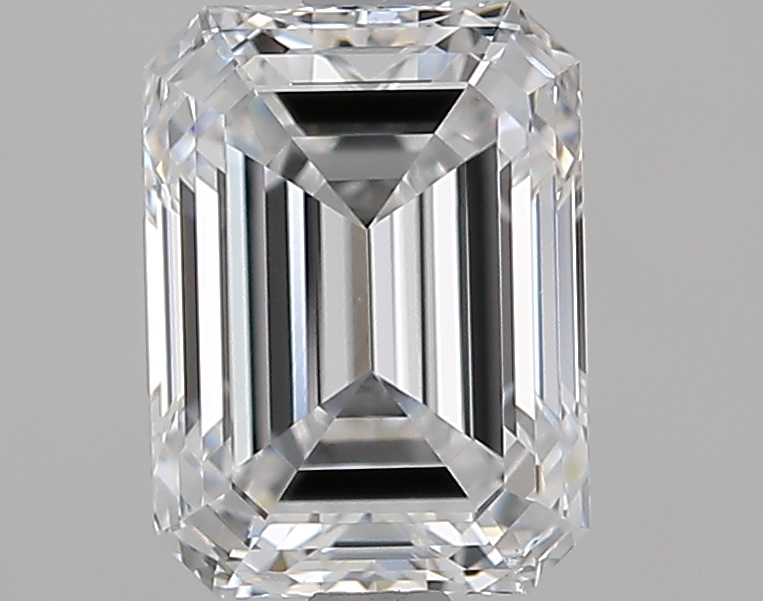 1.70 ct Emerald Cut Diamond : D / VS1