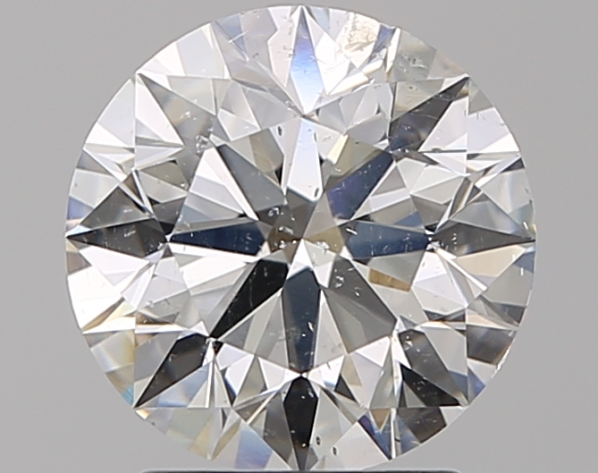 2.00 ct Round Diamond : G / SI2