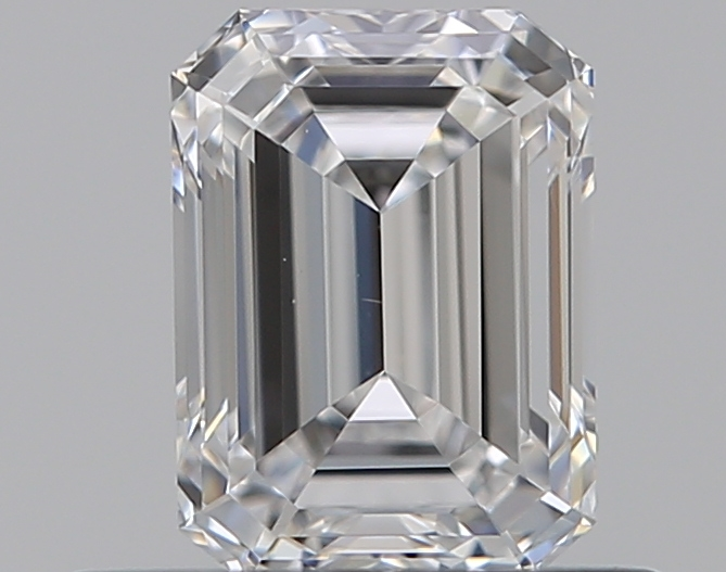 0.50 ct Emerald Cut Diamond : D / VS1