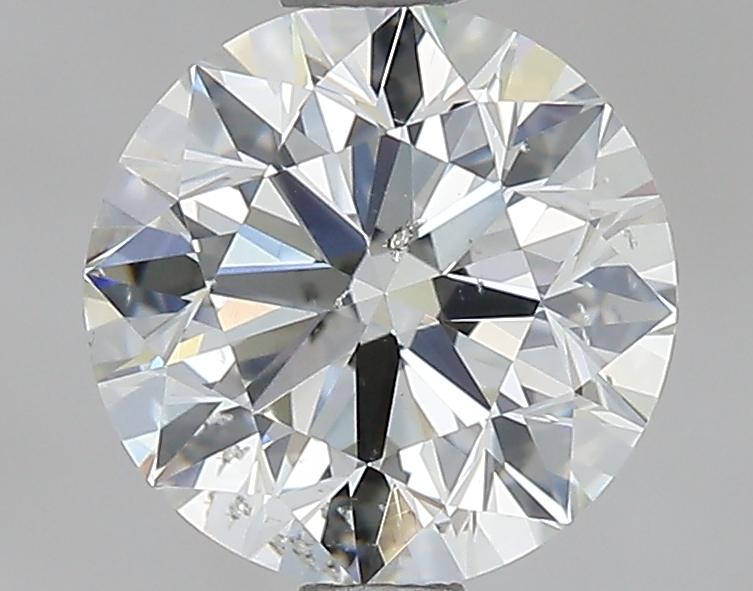 1.20 ct Round Diamond : K / SI2