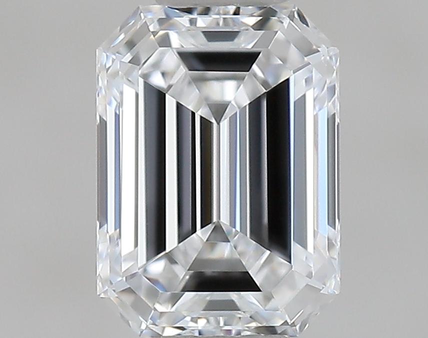 0.53 ct Emerald Cut Diamond : D / IF