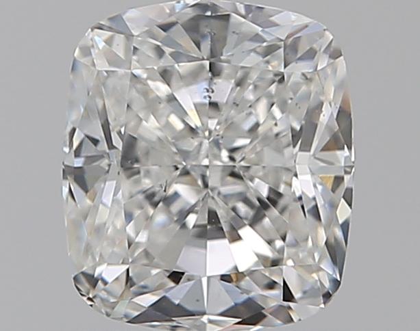 1.01 ct Cushion Cut Diamond : F / SI1