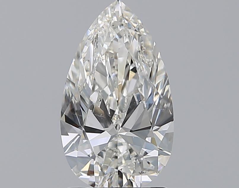 1.50 ct Pear Shape Diamond : H / SI1