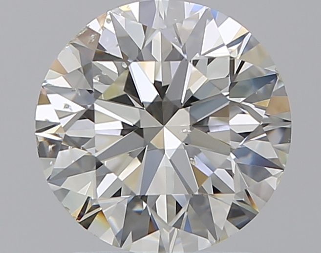 1.60 ct Round Diamond : J / SI1