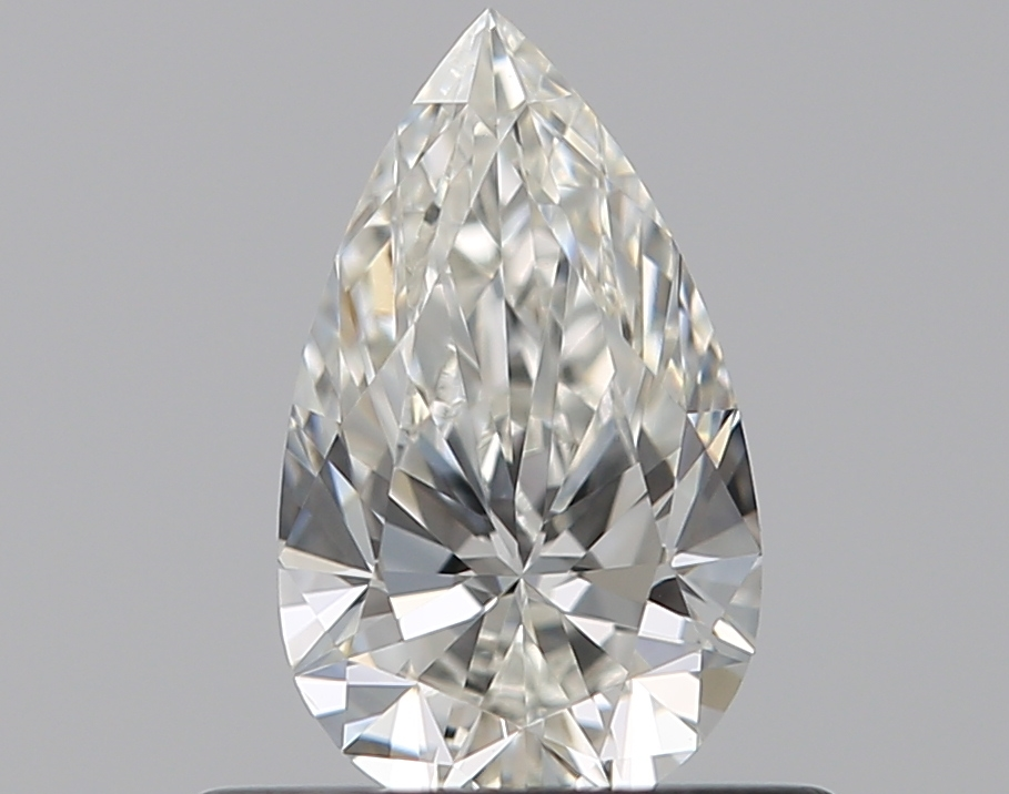 0.43 ct Pear Shape Diamond : H / VS1