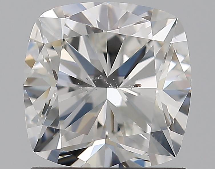 1.20 ct Cushion Cut Diamond : H / SI1
