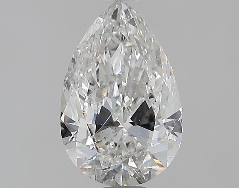 1.20 ct Pear Shape Diamond : G / SI2