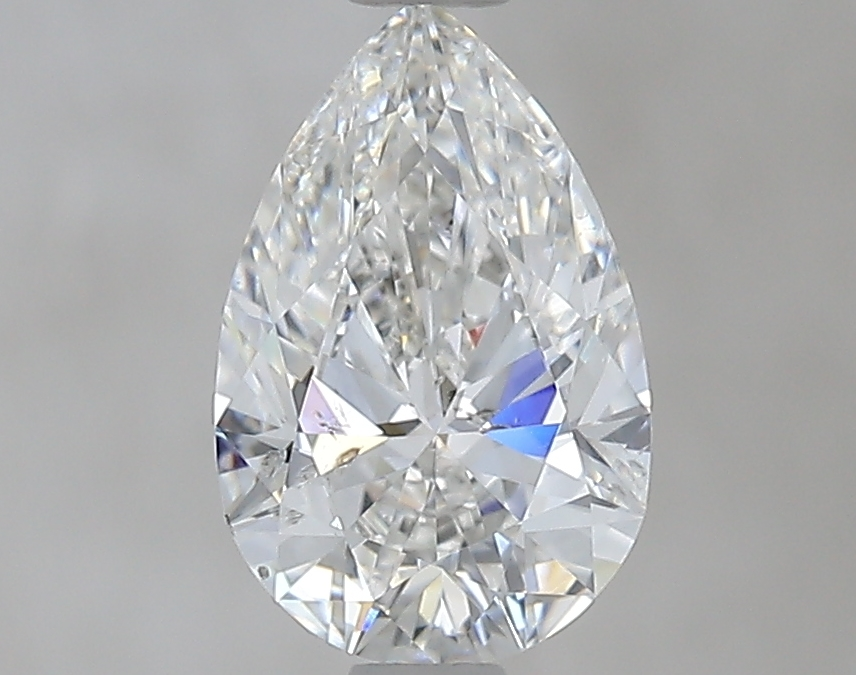 1.21 ct Pear Shape Diamond : F / SI2