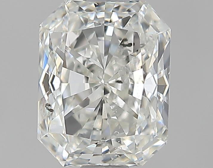 1.02 ct Radiant Diamond : I / SI1