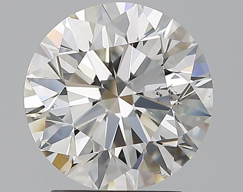 1.90 ct Round Diamond : H / SI1