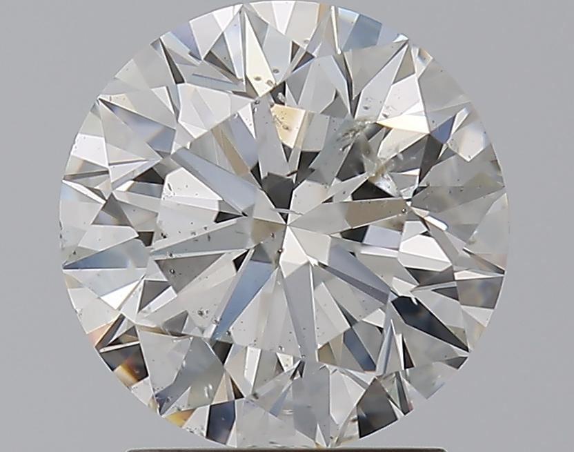 1.70 ct Round Diamond : H / SI2