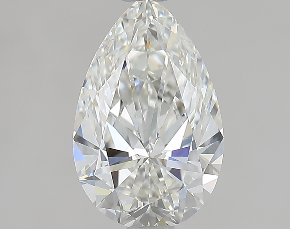 1.51 ct Pear Shape Diamond : G / VS1