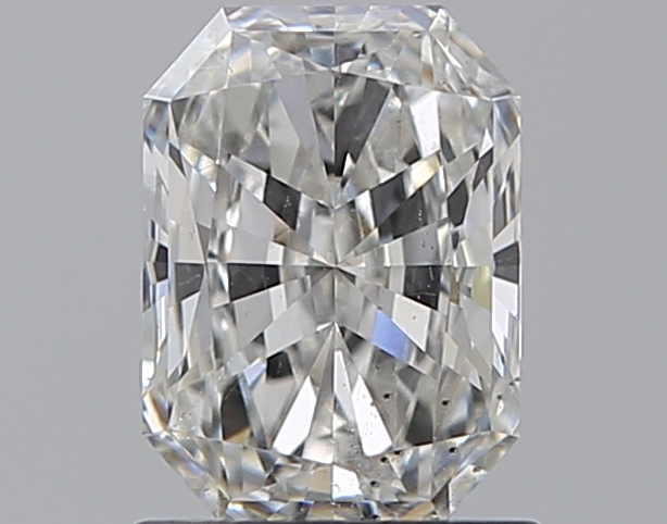 1.06 ct Radiant Diamond : G / SI1