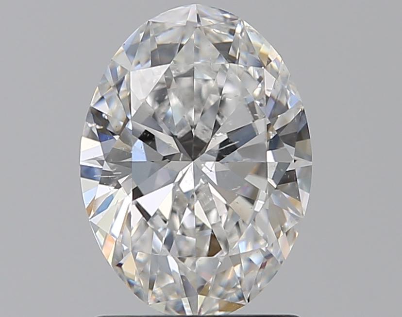 1.20 ct Oval Diamond : E / SI1