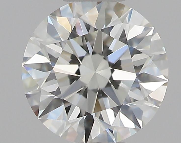 0.40 ct Round Diamond : I / VVS2