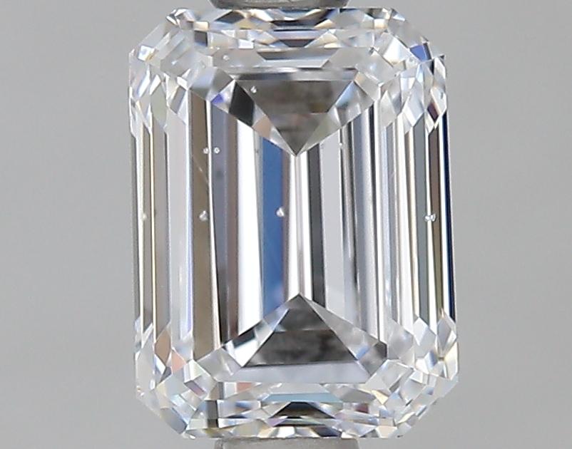 1.00 ct Emerald Cut Diamond : D / SI1