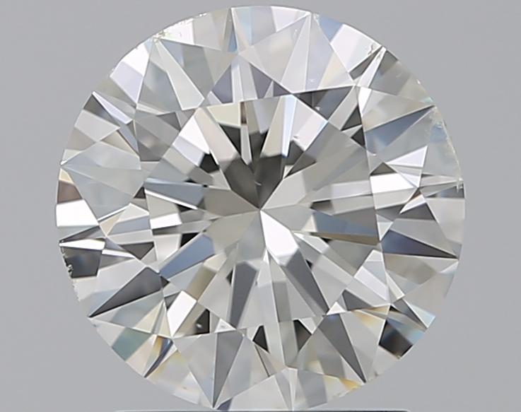 1.51 ct Round Diamond : I / SI1