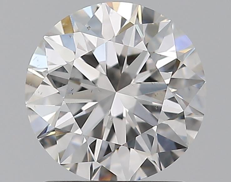 1.29 ct Round Diamond : F / VS2