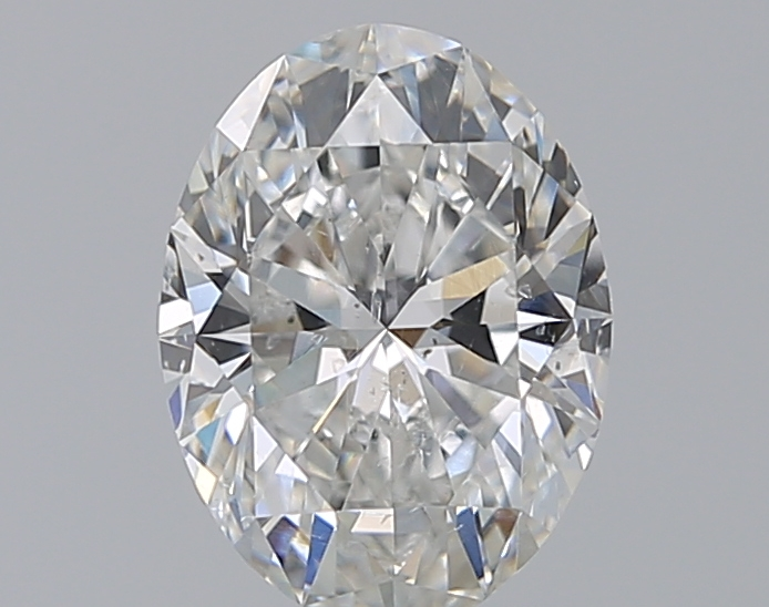 1.70 ct Oval Diamond : F / SI1