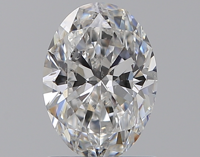 1.01 ct Oval Diamond : E / SI2
