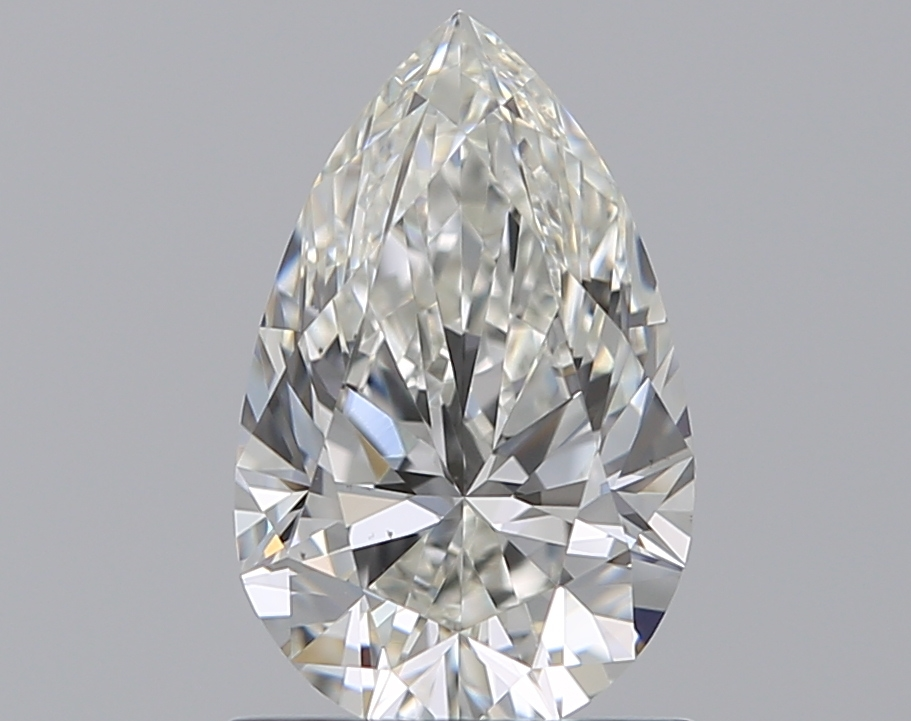 0.90 ct Pear Shape Diamond : H / VS1
