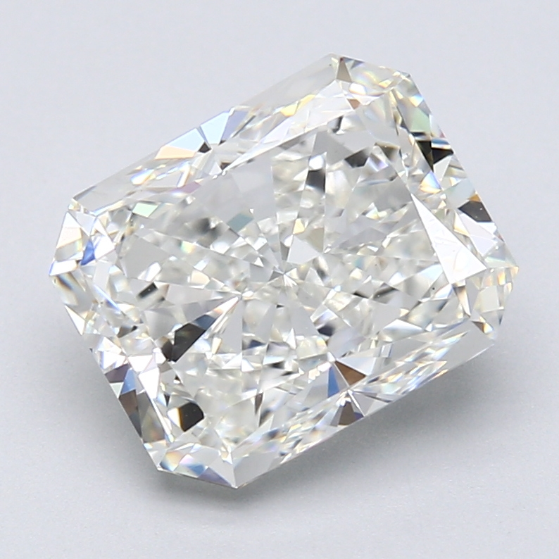 4.01 ct Radiant Diamond : I / VS1