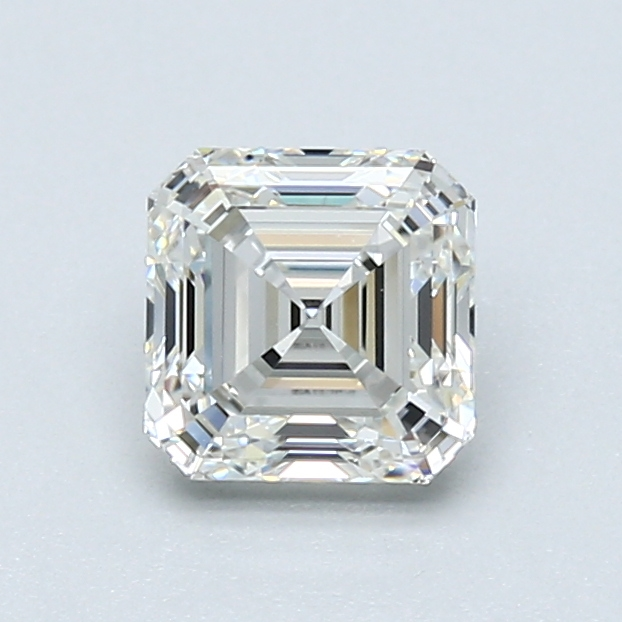 1.02 ct Asscher Cut Diamond : I / VS1