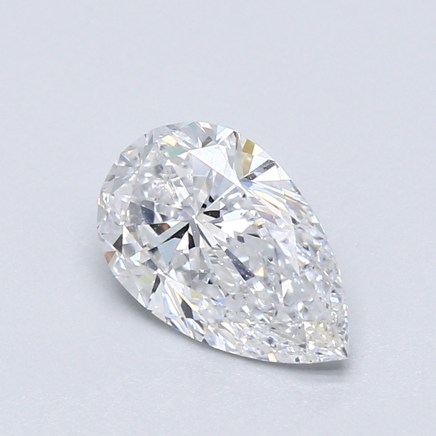 1.56 ct Pear Shape Diamond : D / SI1