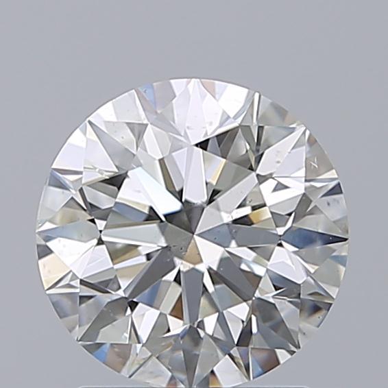 1.50 ct Round Diamond : G / SI1