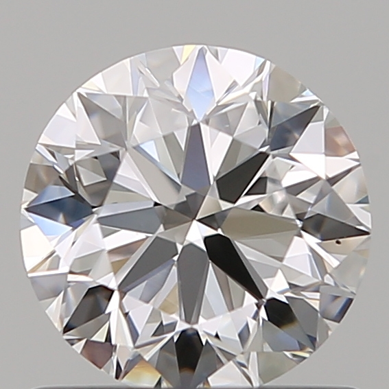 0.80 ct Round Diamond : D / VS2