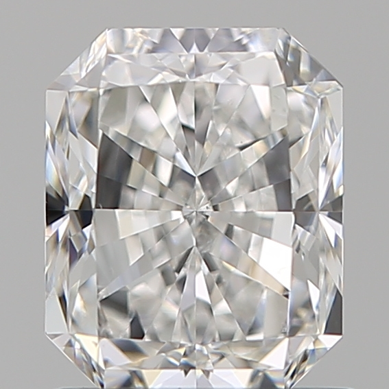 1.20 ct Radiant Diamond : F / SI1
