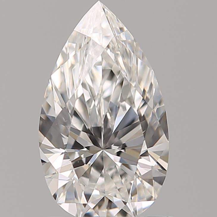 0.75 ct Pear Shape Diamond : F / VVS2