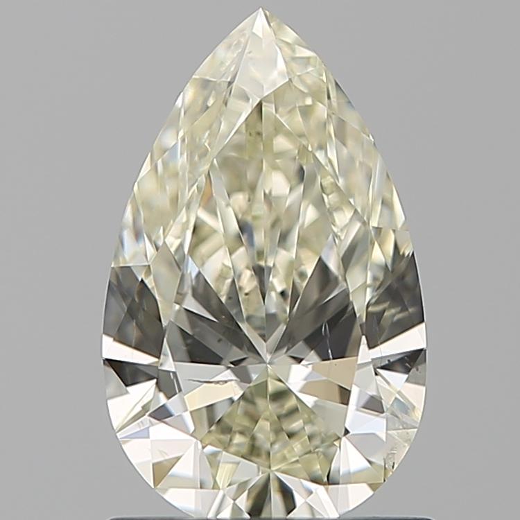 1.00 ct Pear Shape Diamond : M / SI2