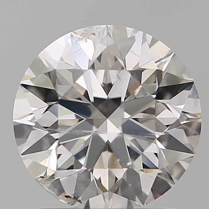 1.35 ct Round Diamond : E / SI2