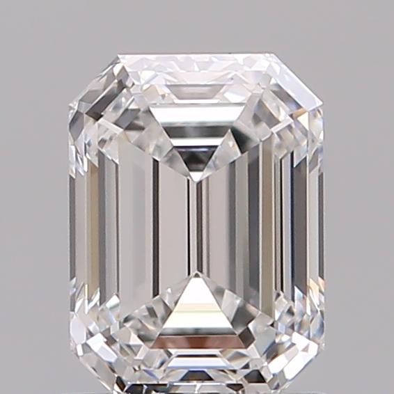 1.01 ct Emerald Cut Diamond : E / VVS1