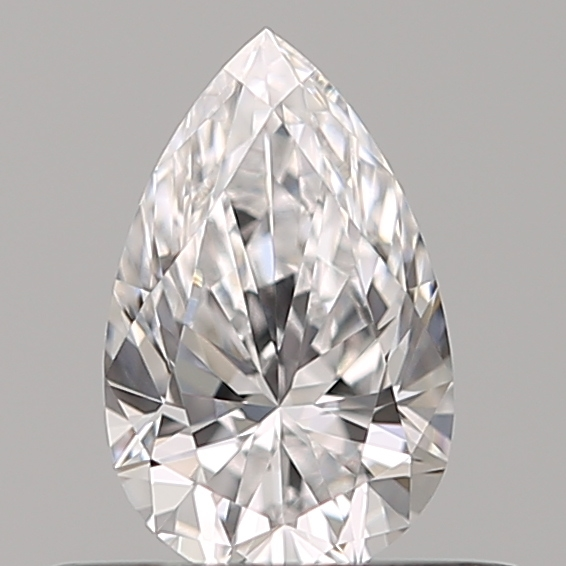 0.36 ct Pear Shape Diamond : D / VVS1